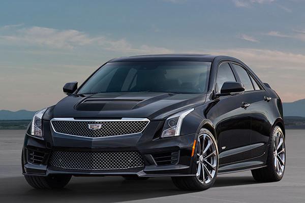 2016 Cadillac ATS-V Review