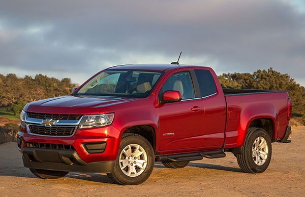 Gmc Canyon Vs Colorado - 2016 Chevrolet Colorado Review