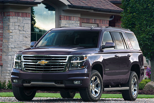 2016 chevrolet tahoe review. Black Bedroom Furniture Sets. Home Design Ideas