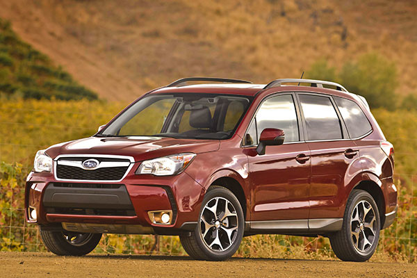 2016 subaru forester review. Black Bedroom Furniture Sets. Home Design Ideas