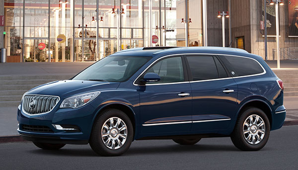2016 buick enclave review. Black Bedroom Furniture Sets. Home Design Ideas