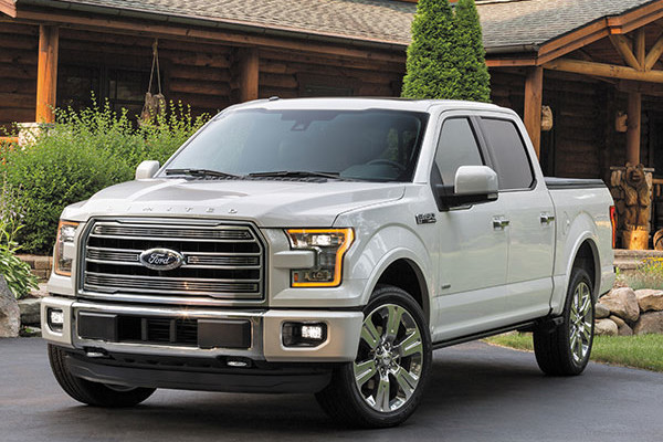 Luxury 2016 Ford F150 Review