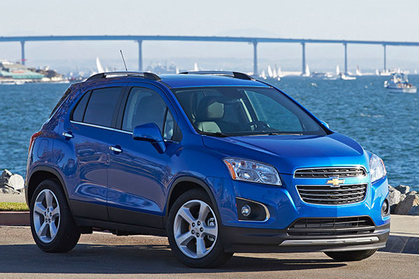 2016 chevrolet trax review. Black Bedroom Furniture Sets. Home Design Ideas