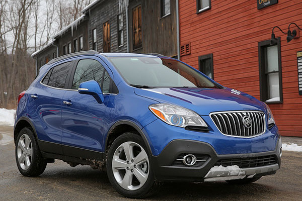 2016 Buick Encore Review