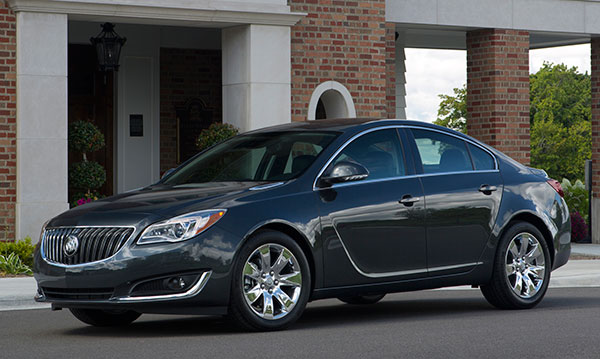 Honda Awd Sedan >> 2016 Buick Regal Review
