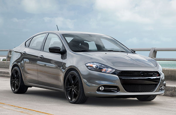 2016 Dodge Dart Review