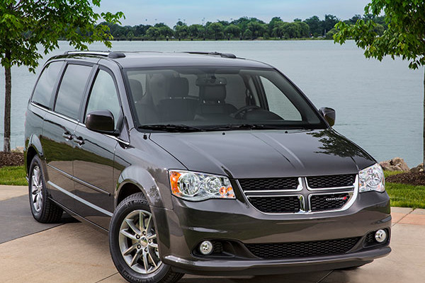 2016 Dodge Grand Caravan Review
