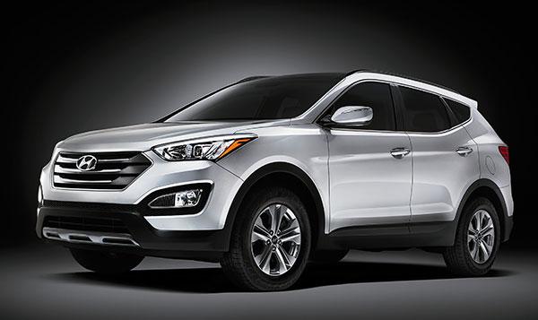 2016 Cadillac Suv >> 2016 Hyundai Santa Fe Sport Review