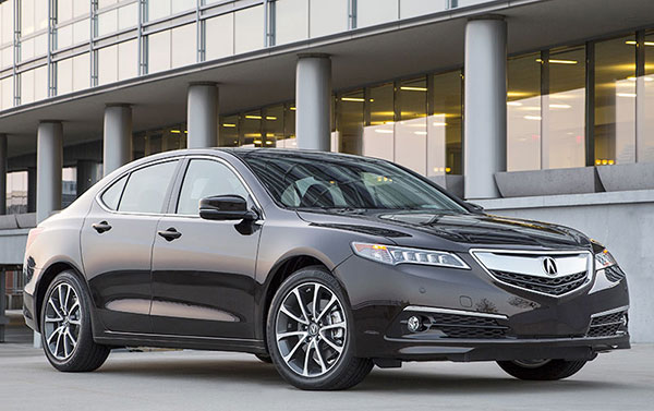 2016 Acura TLX Review