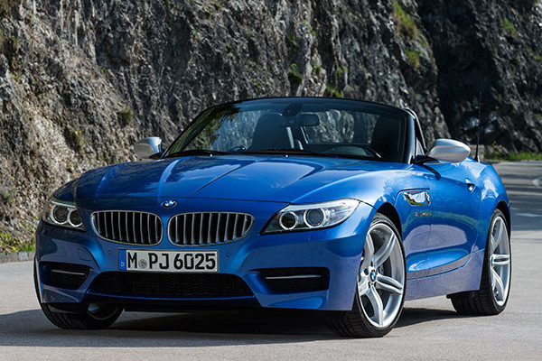 2016 bmw z4 review. Black Bedroom Furniture Sets. Home Design Ideas