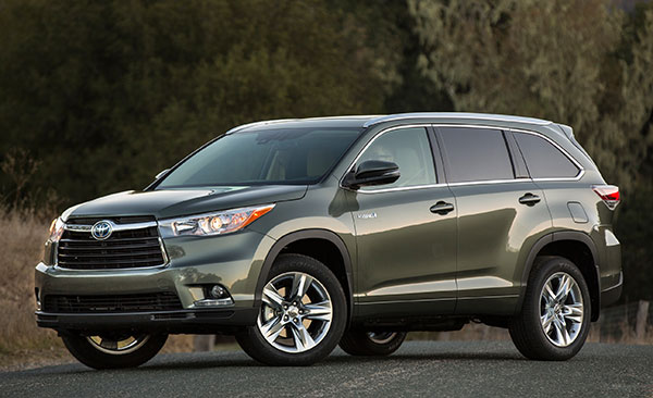Suv With Third Row >> 2016 Toyota Highlander Review