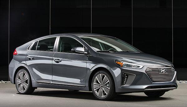 2017 Jaguar Lineup >> 2017 Hyundai Ioniq Review