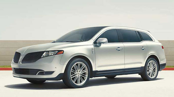2016 Lincoln Mkt Review