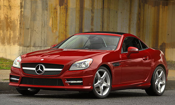 2016 mercedes benz slk class review for Mercedes benz slk review