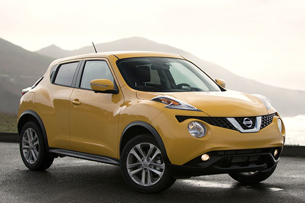 2016 nissan juke review for Neuer nissan juke 2016