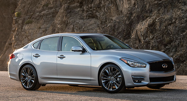 Honda Luxury Brand >> 2016 Infiniti Q70 Review