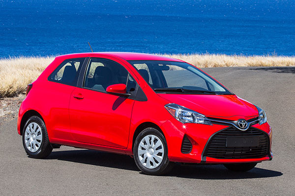 2016 Toyota Yaris Review