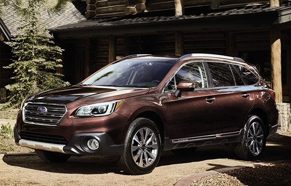 Hyundai Models 2015 >> 2017 Subaru Outback Review