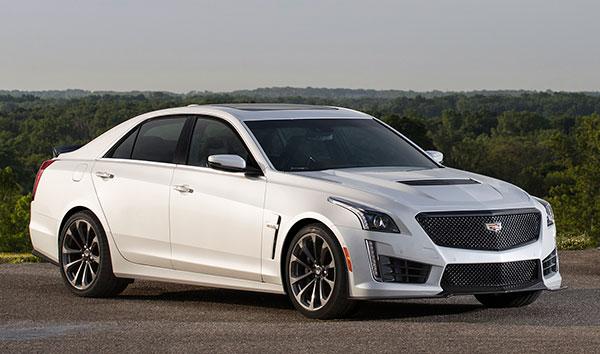 2017 Cadillac ATS - NewCarTestDrive