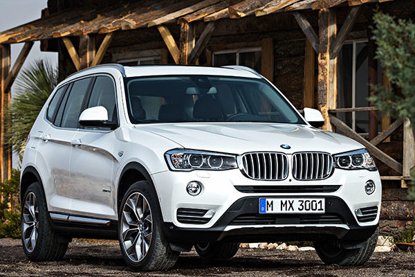 2017 bmw x3 newcartestdrive. Black Bedroom Furniture Sets. Home Design Ideas