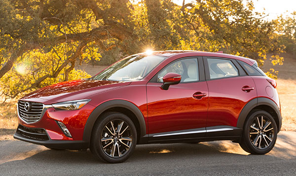2017 Mazda CX-3 - NewCarTestDrive
