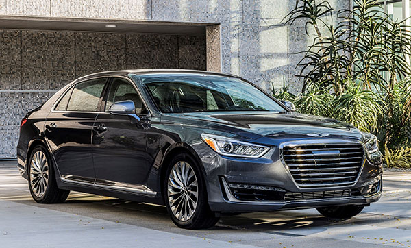 2017 genesis g90 newcartestdrive. Black Bedroom Furniture Sets. Home Design Ideas