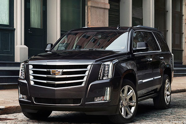 Toyota All Wheel Drive >> 2017 Cadillac Escalade - NewCarTestDrive