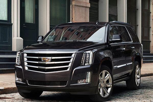 2017 Cadillac Escalade - NewCarTestDrive