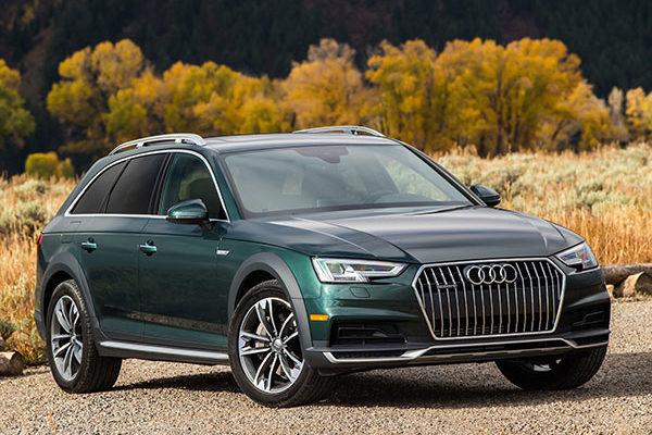 Audi Allroad NewCarTestDrive - Audi allroad ground clearance