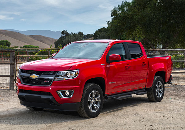 2017 chevrolet colorado newcartestdrive. Cars Review. Best American Auto & Cars Review