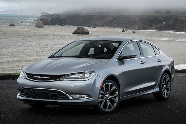 2017 Chrysler 200 - NewCarTestDrive