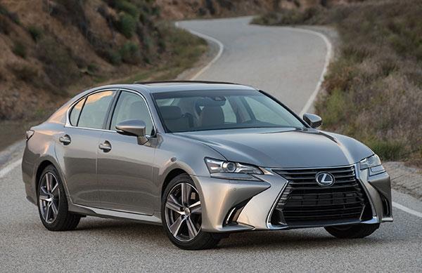 2018 Lexus Gs Newcartestdrive