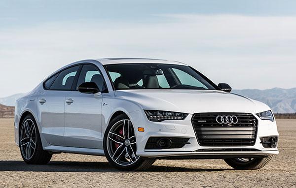2018 Audi A7 Newcartestdrive