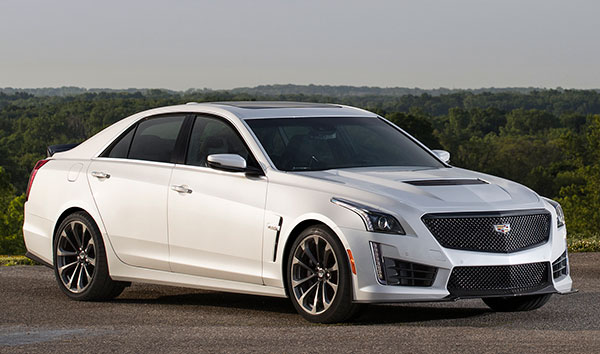2018 Cadillac CTS - NewCarTestDrive