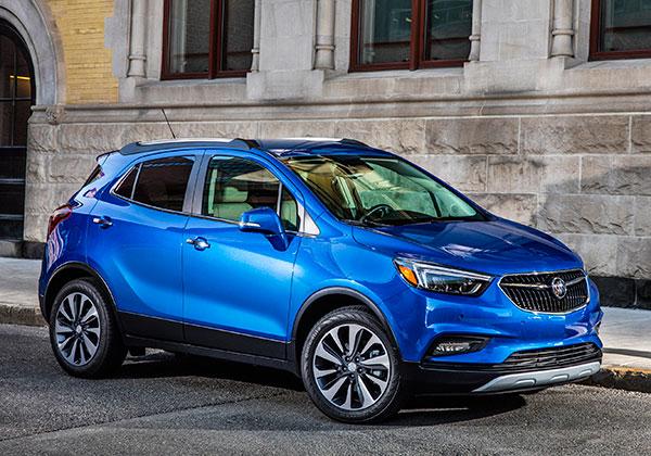 Small Suv Canada >> 2018 Buick Encore - NewCarTestDrive