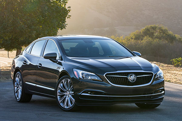 2018 buick lacrosse newcartestdrive sciox Image collections