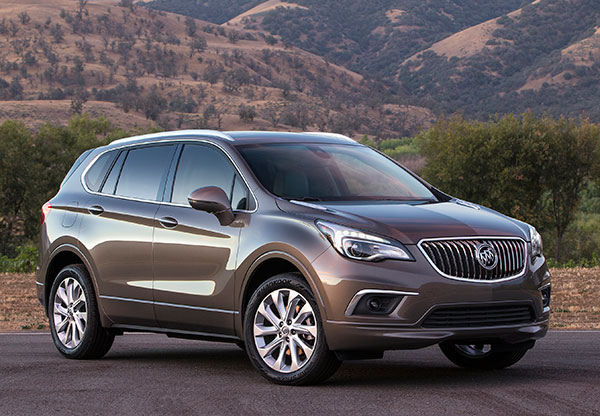 2018 Buick Envision - NewCarTestDrive