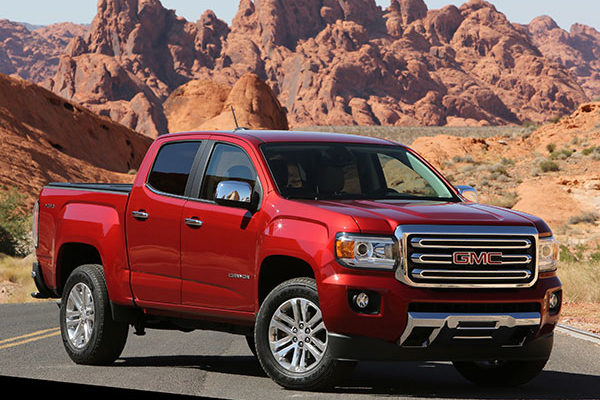 2018 GMC Canyon - NewCarTestDrive