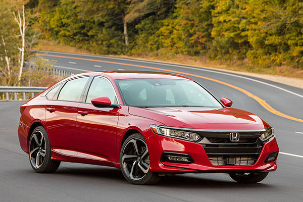 The All New Honda Accord Is Best Commuter Car For 2018 According To Test Drive Those Who Must Endure A Two Hour Commute Through Heavy Traffic