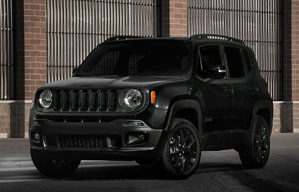 2018 Jeep Renegade - NewCarTestDrive