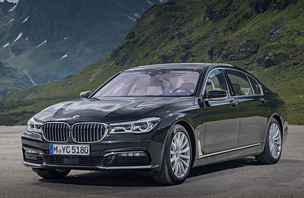 2018 BMW 7 Series - NewCarTestDrive