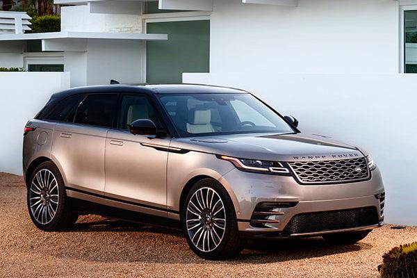 2018 Land Rover Range Velar