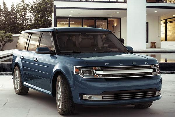 ford flex newcartestdrive