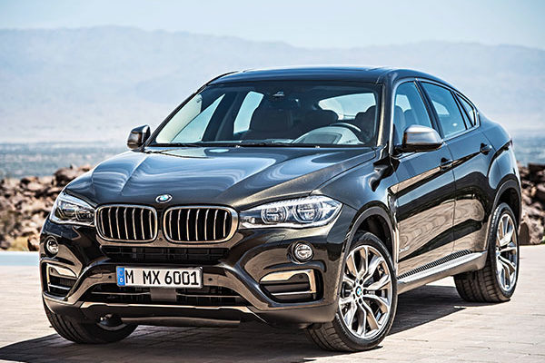 2018 Bmw X6 Newcartestdrive