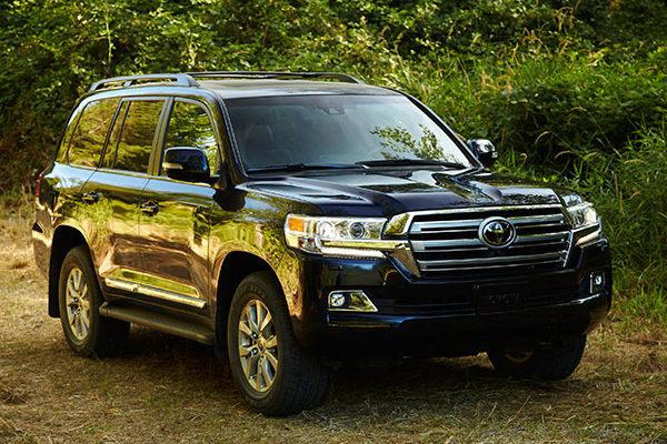 2018 Toyota Land Cruiser Newcartestdrive