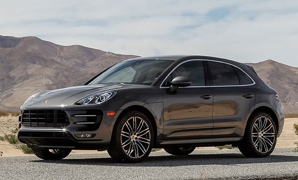 2018 Porsche Macan Review