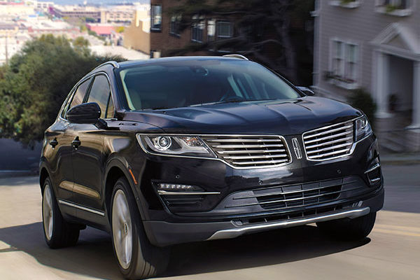 Ford Suv 2018 >> 2018 Lincoln MKC Review
