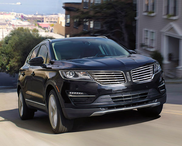 2017 Lincoln Mkc Select >> 2018 Lincoln MKC Review