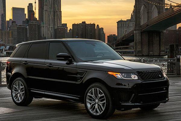 2018 Land Rover Range Sport
