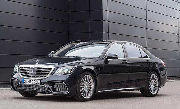 2018 Mercedes-Benz S-Class - NewCarTestDrive